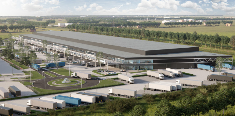 Rutges Cargo Europe and J.M. Logistics first tenant for AMS Cargo Center 2